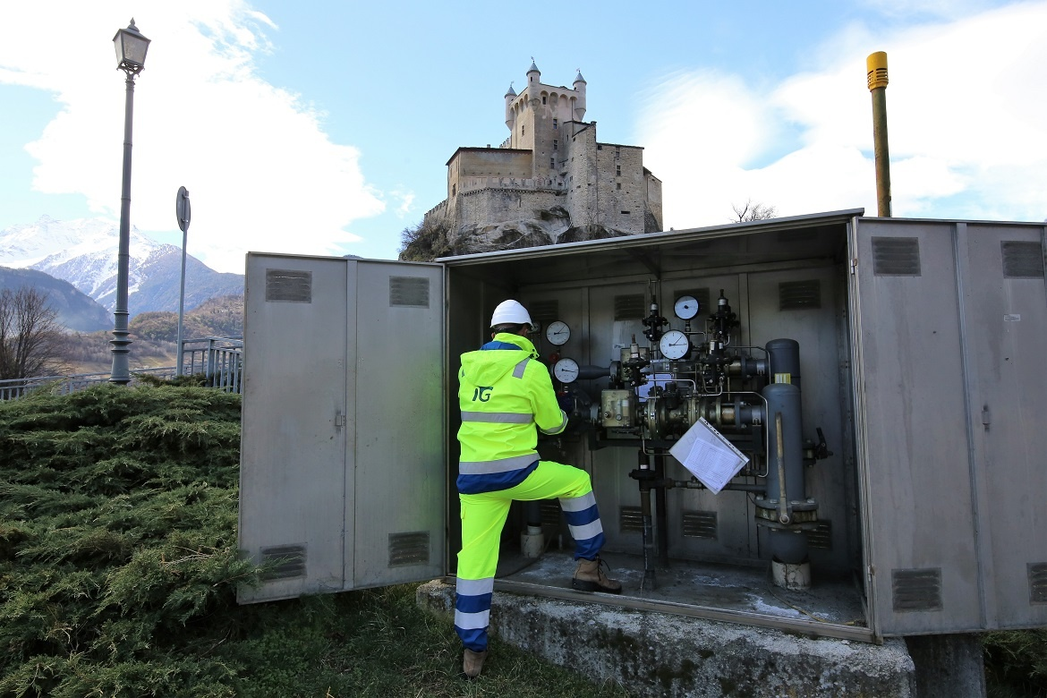 """Italgas is awarded the gas service concession in the """"Valle D'Aosta"""" district"""