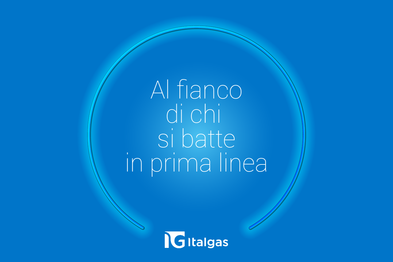 Italgas: donation for three hospitals in Turin, Milan and Padua on the front line in the Coronavirus emergency