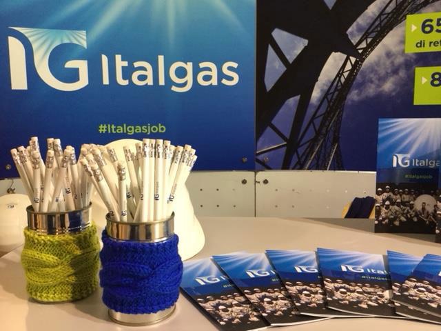 Italgas partecipa ai Career Day 2018