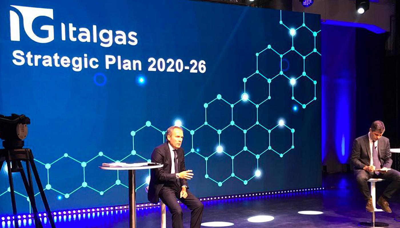 Italgas presents the new 2020-2026 Strategic Plan: innovation and sustainability as future fundamentals