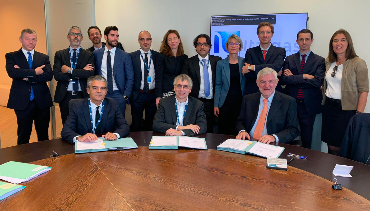 Agreement between Italgas and A2A for the reciprocal transfer of assets