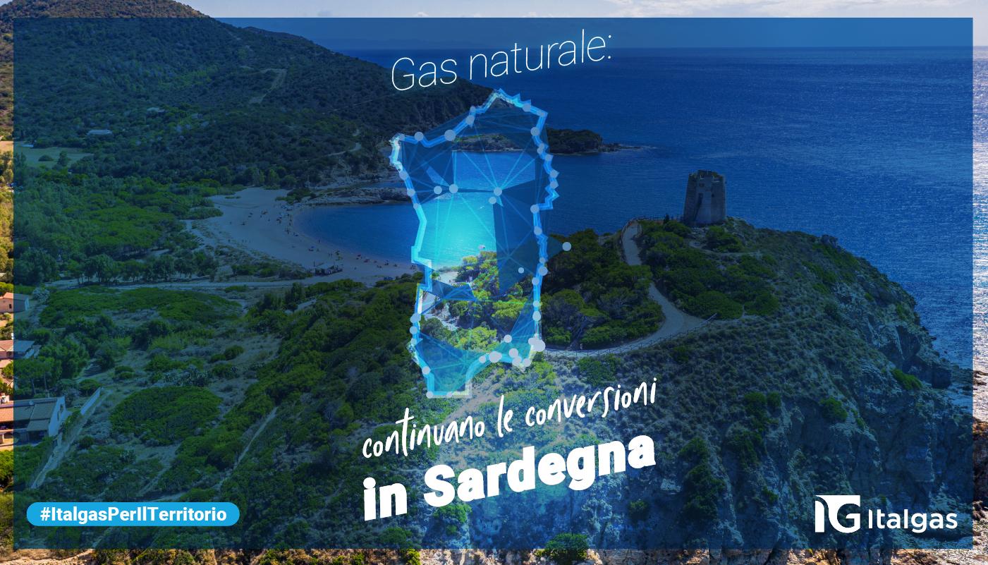 Medea (Gruppo Italgas): pianificate per maggio le conversioni al metano di sette Comuni dei bacini 7 e 22