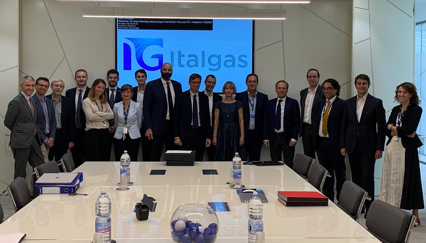 """Marguerite nell'azionariato di Medea: partnership con Italgas per il """"progetto Sardegna"""""""