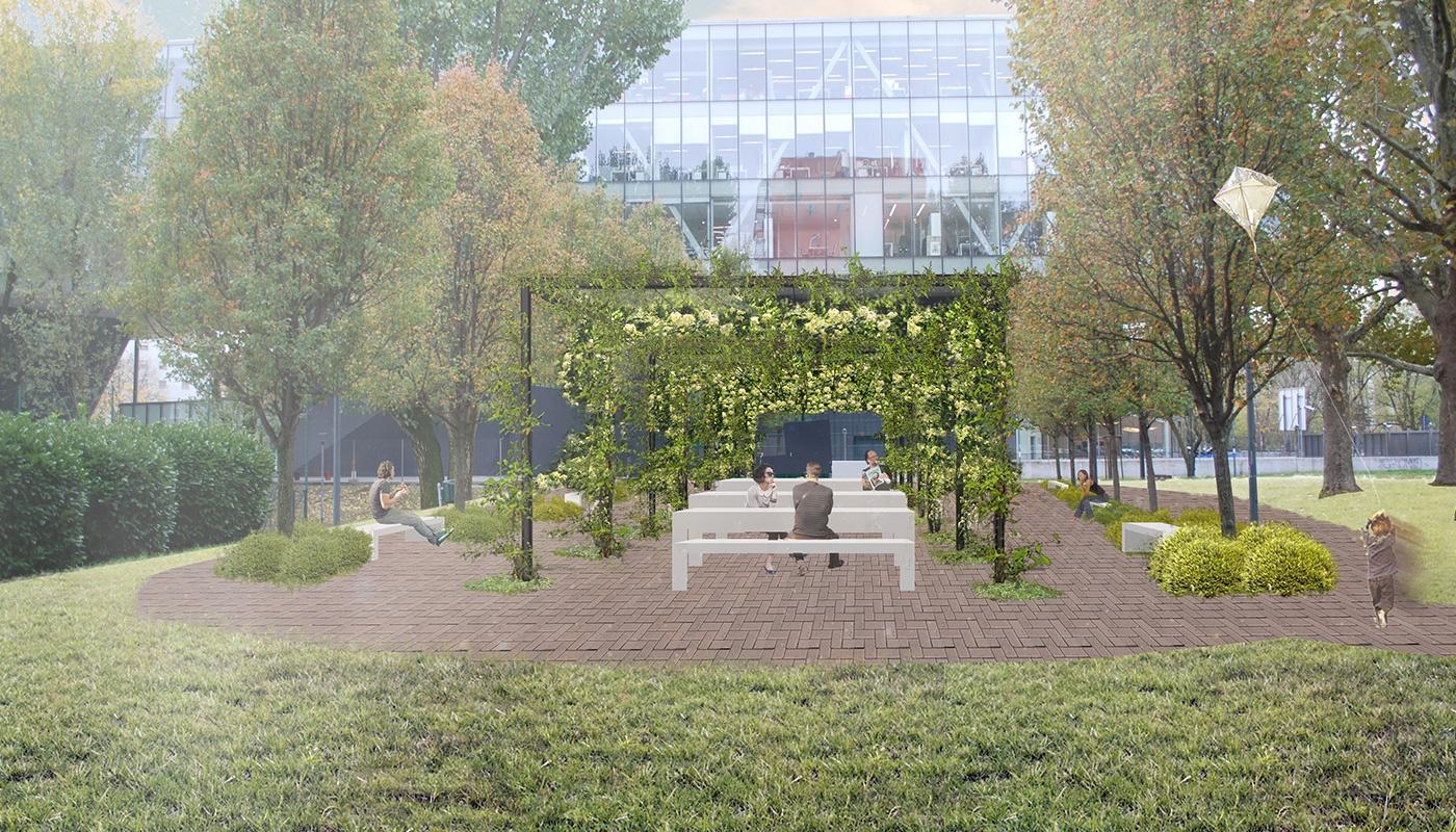 Italgas: al via la riqualificazione di Parco Russoli