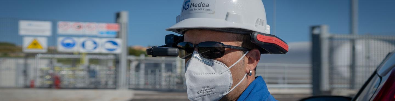 Sardegna: in esercizio la rete di Sorso e il primo serbatoio di GNL in un Bacino di nuova metanizzazione